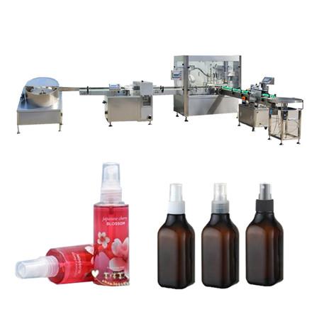 Máquina de enchimento de óleo essencial