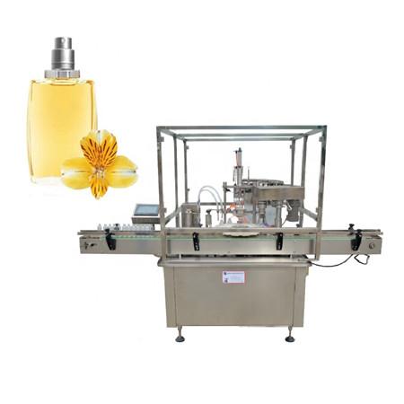 Máquina de enchimento do perfume