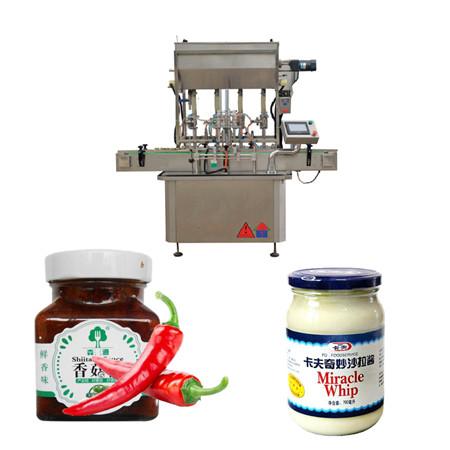 Máquina de enchimento de pasta de molho